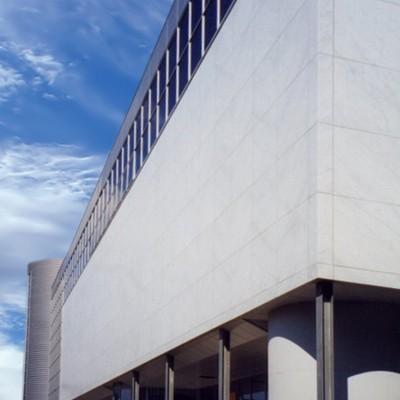 International Building Carrara Fair Center - Italy
