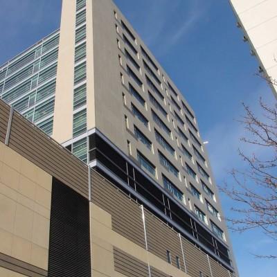 Pubblic Employee Retirement Building, Columbus Ohio - Giallo S. Cecilia