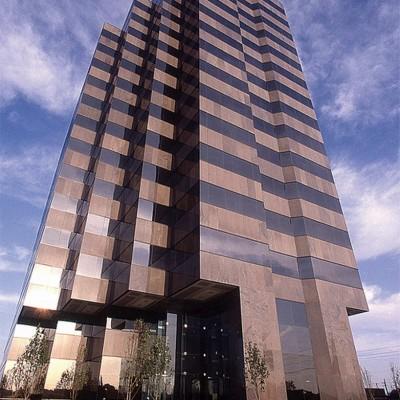 North Central Office Building, Dallas - Texas - Swedish Mahogany
