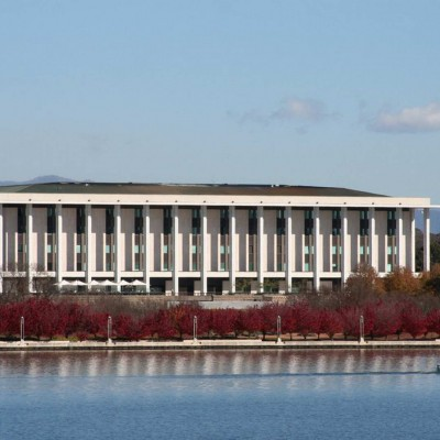 Canberra National Library - Australia