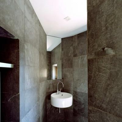 Private house - Castelmuzio (SI) Italy - Pietra del Cardoso