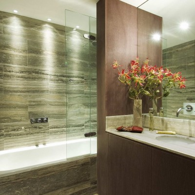 Private house - Ocean Travertine